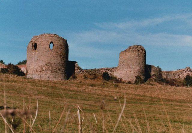 Chartley Castle. Author:stephen jonesCC BY 2.0