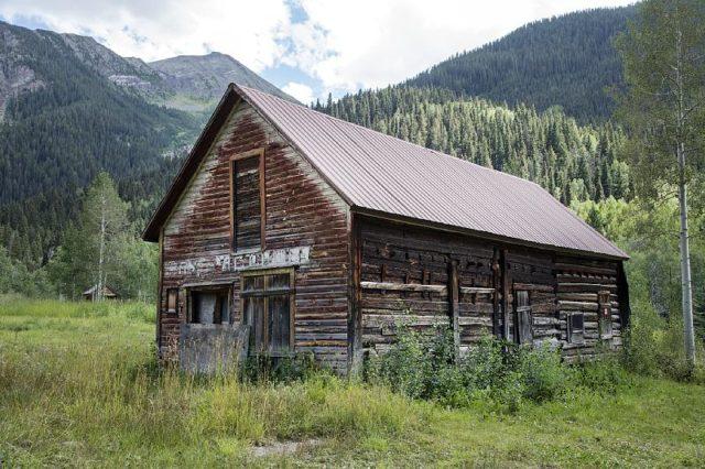 Crystal Club building. Author:Carol M. HighsmithPublic Domain