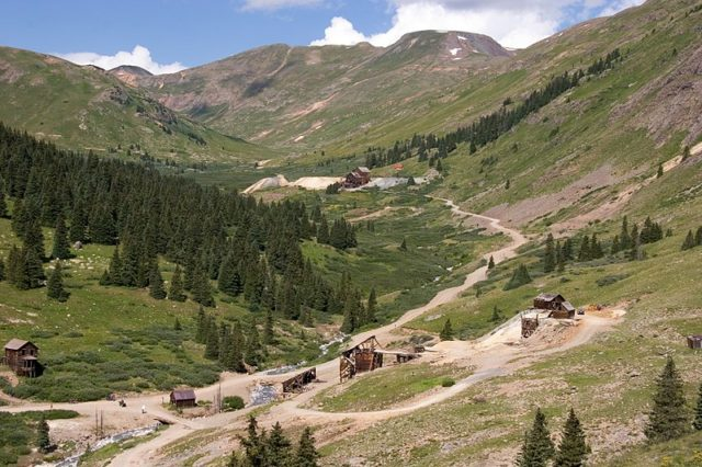 General View of Animas Forks today. Author:Kimon BerlinCC BY-SA 2.0