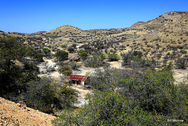 General view of Ruby/ Author:Bill Morrow – CC BY 2.0
