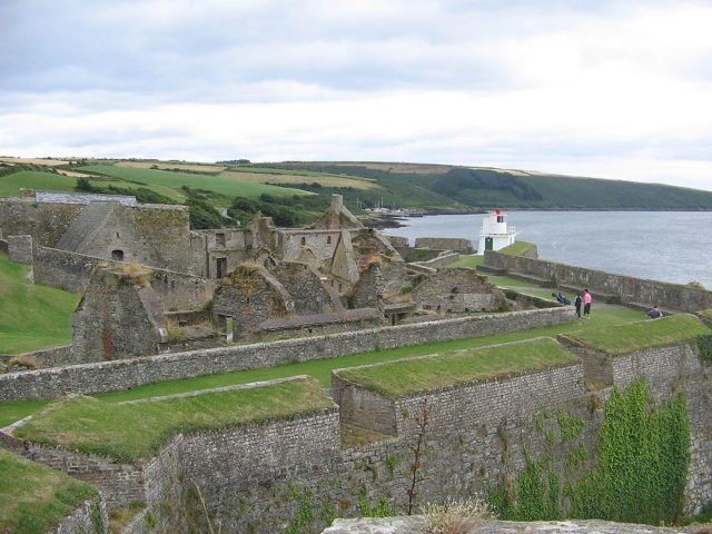 General view of the fort. Author:Chmee2CC BY-SA 3.0