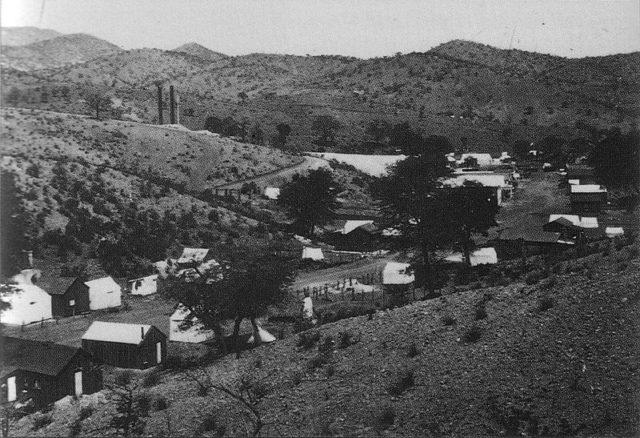 Harshaw around the 1880s