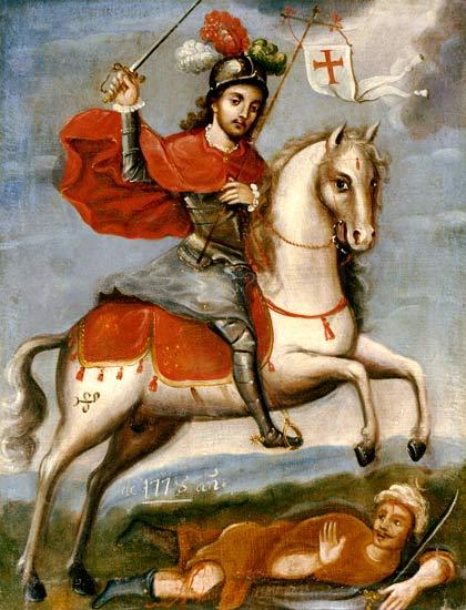 Image of Saint James. Author:Artist Christies ArtistPublic Domain