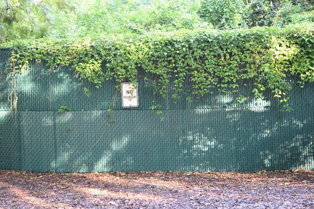 No Trespassing. Author:QuaraxCC BY-SA 4.0
