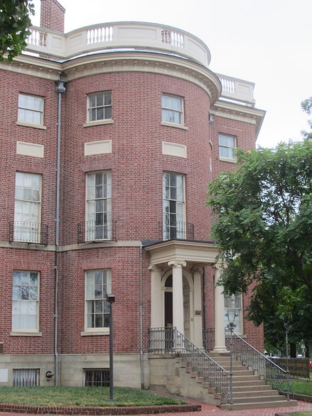 Octagon House/ Author: Another Believer CC BY-SA 3.0