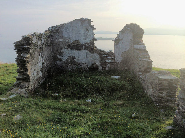 Part of the ruins/ Author:Perry MarshallCC BY-SA 2.0