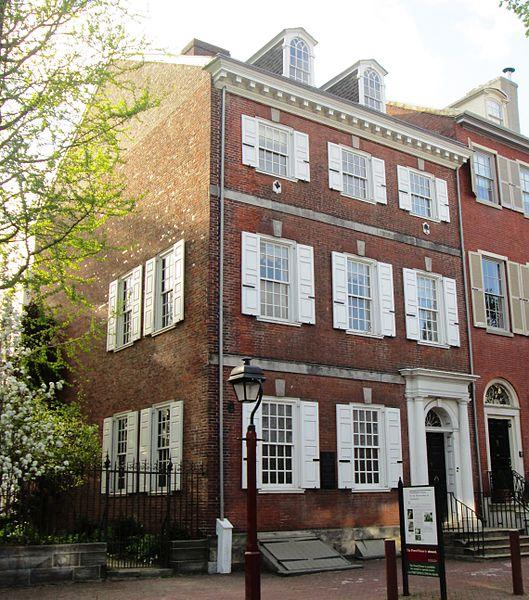 Powel House. Author:Beyond My Ken GFDL