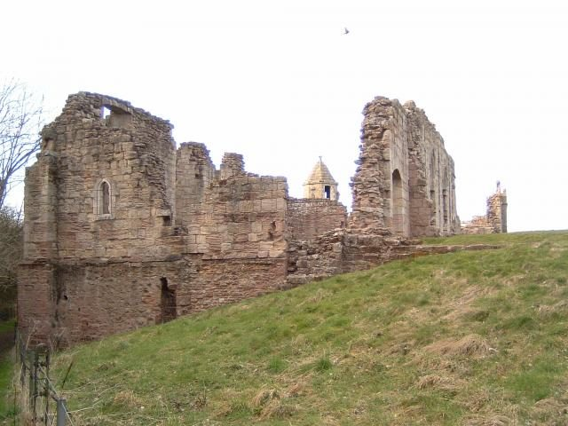 It was completely abandoned in the 17th century. Author: Paul Allison – CC BY-SA 2.0