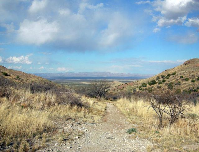 The Apache Pass. Author:Wilson44691