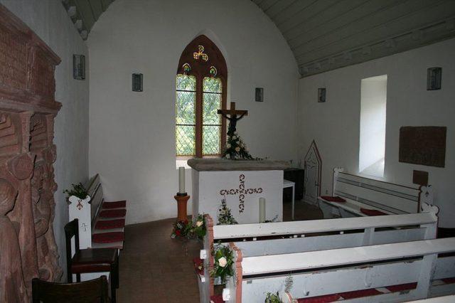 The Chapel interior. Author:Pascal RehfeldtCC BY-SA 3.0