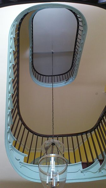 The formal staircase/ Author: Payton Chung CC BY 2.0
