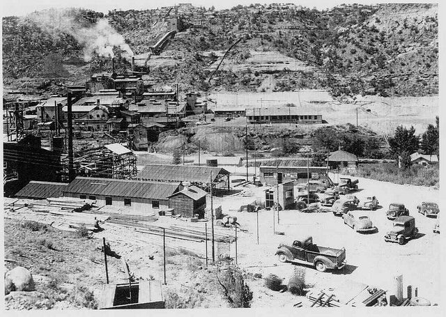 Where uranium was processed/ Author:Nuclear Regulatory CommissionCC BY 2.0