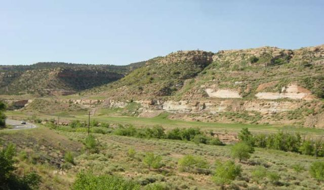 Where Uravan once stood/ Author:PlazakCC BY 3.0