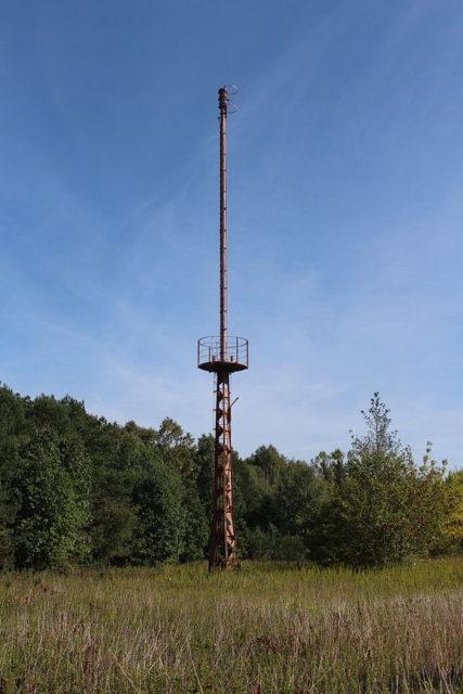 Warsaw Radio Mast: The tallest man made structure until ...