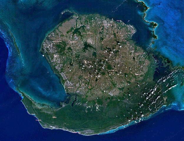 Isla de la Juventud, Cuba.