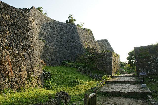 Ruins of Nakagusuku Castle/ Author: 663highland – CC BY 2.5