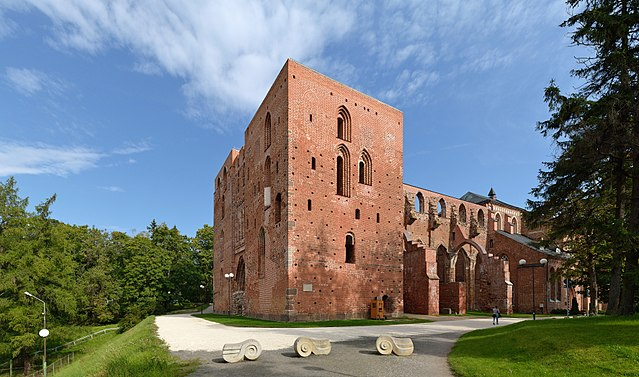 The ruins of the Tartu Cathedral/ Author: Ivar Leidus – CC BY-SA 3.0 ee