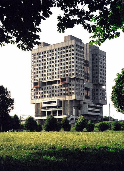 House of Soviets. Author:Volkov Vitaly –CC BY 1.0