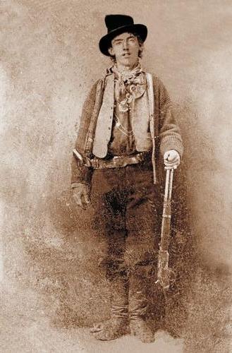 Billy the Kid/ Author:Ben Wittick (1845–1903)