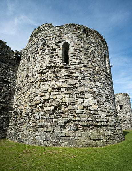 Close-up of one of the towers. Author:Steve Collis –CC BY 2.0