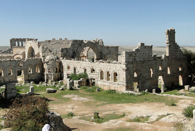 General view of the complex/ Author: Bernard GagnonCC BY-SA 3.0