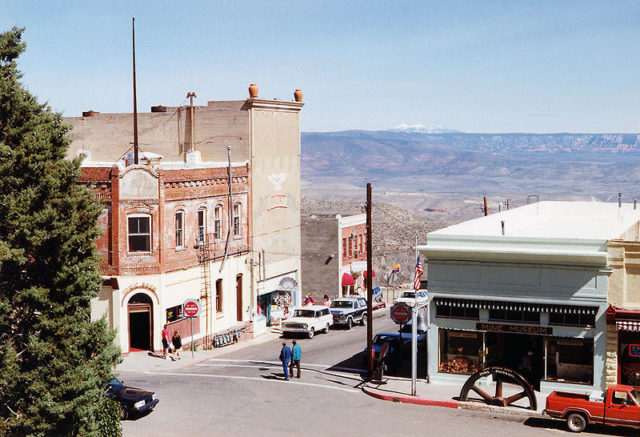Jerome in 1992/ Author:Andrew Dunn – CC BY-SA 2.0