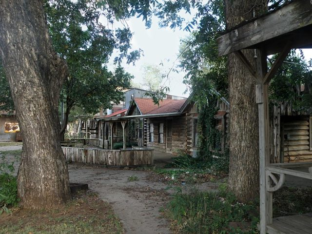 Old wooden houses. Author:MARELBU – CC BY 3.0