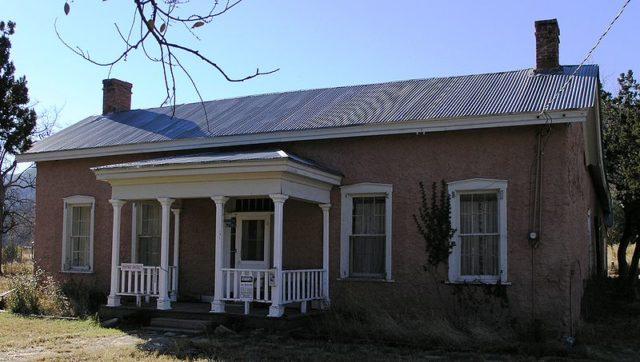 The house of James Dolan/ Author:Daniel MayerCC BY-SA 3.0