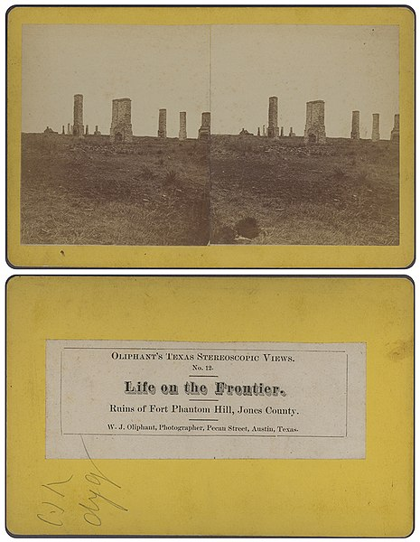 The lonely chimneys in an old photography/ Author:SMU Central University Libraries