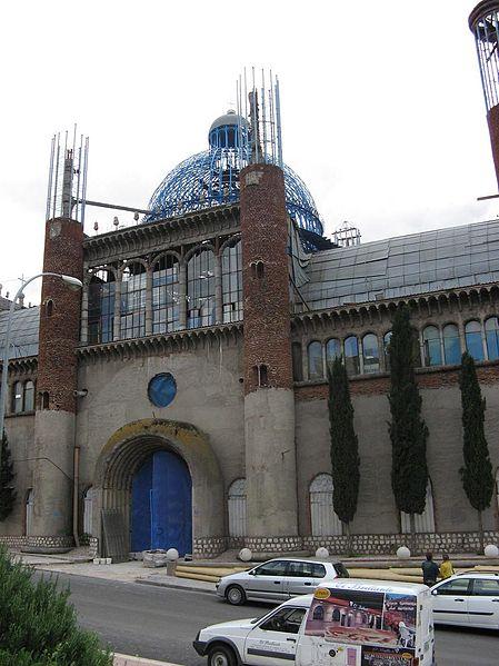 View of the entrance. Author:M.Peinado –CC BY-SA 2.0