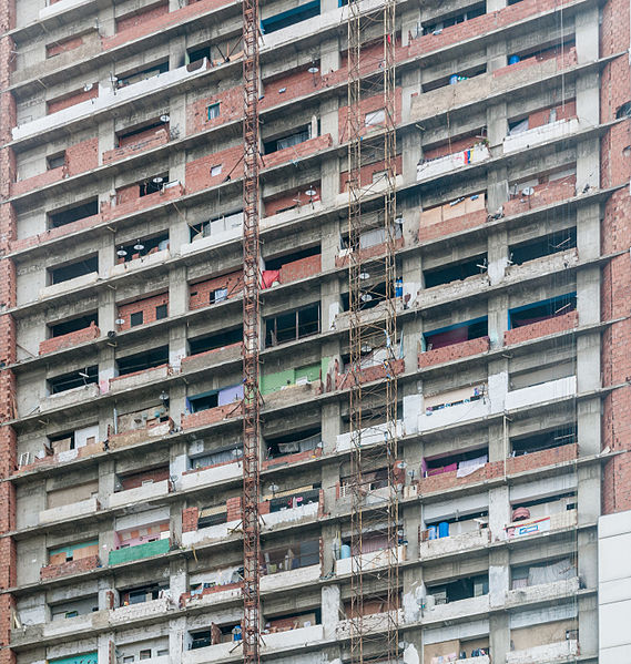 Where thousands of squatters once lived. Author:The Photographer –CC0