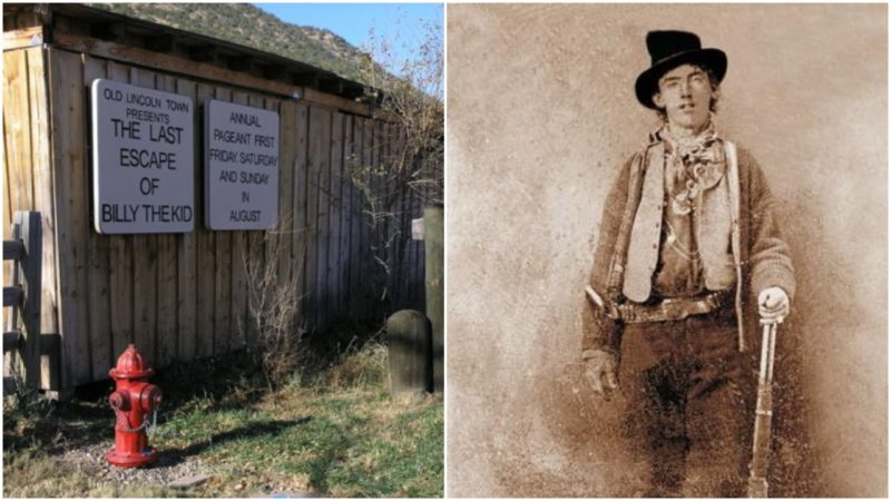 Lincoln, New Mexico - where Billy the Kid first started ...