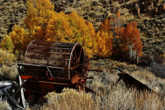 Humboldt Range, Unionville – Author: BLM Nevada – CC BY 2.0