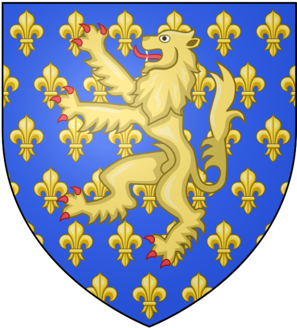 Arms of Beaumont/ Author: Wikimandia – CC BY-SA 4.0