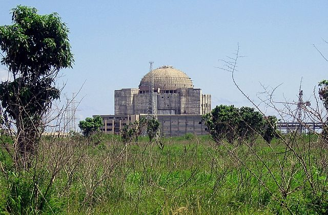 The Juragua Nuclear Power Plant in Cienfuegos, Cuba – Author: David Grant – CC BY 2.0