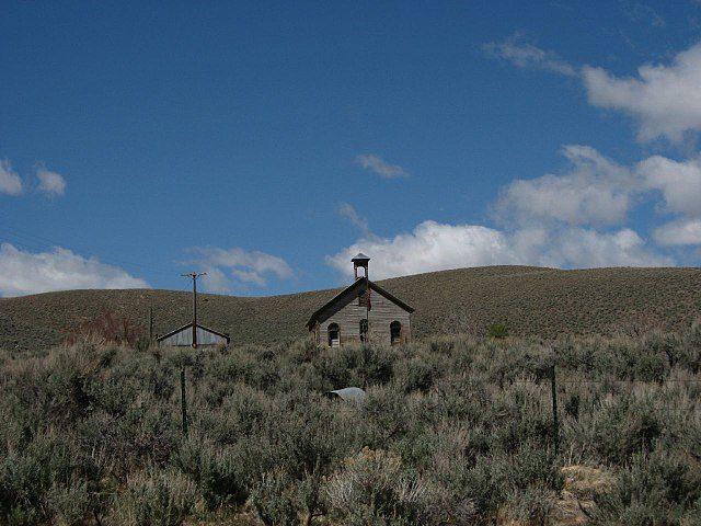 Unionville, Nevada – Author: Ken Lund – CC BY-SA 2.0