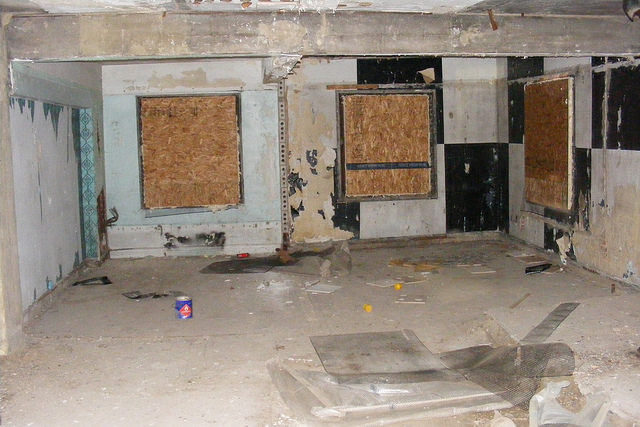 During renovation alternative view. Author:Ohio Redevelopment Projects –CC BY 2.0
