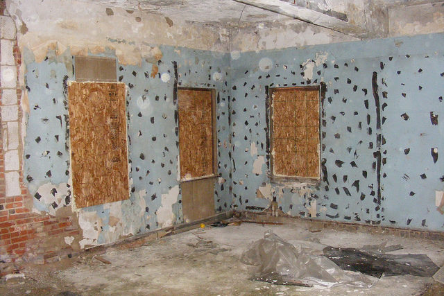 Interior during renovation. Author:Ohio Redevelopment Projects –CC BY 2.0