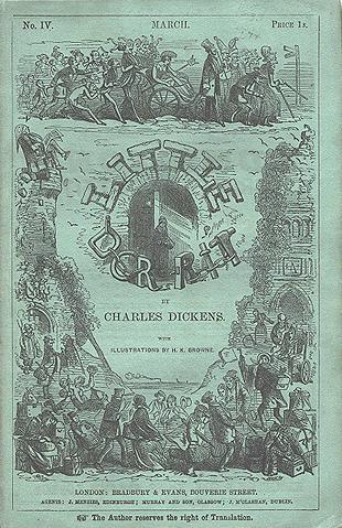 Little Dorrit by Charles Dickens.