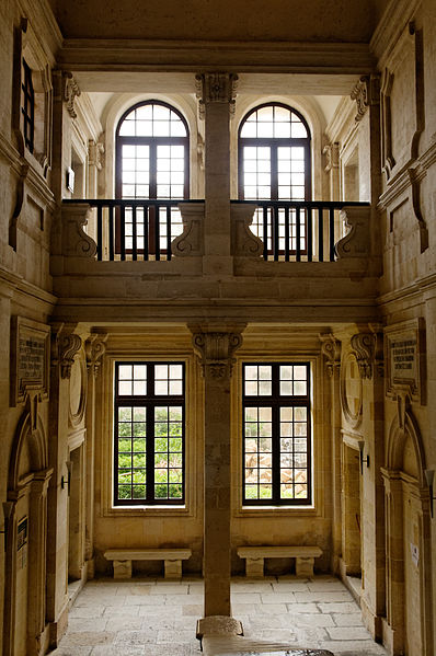 Part of the interior. Author:Marie-Lan Nguyen –CC BY 2.5