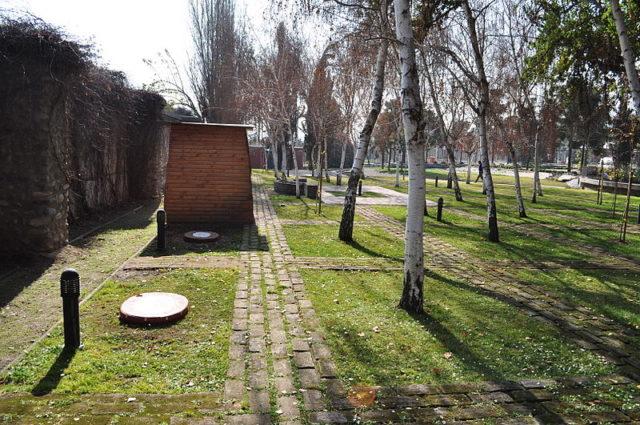 Part of the memorial center. Author:Arturo Rinaldi Villegas –CC BY-SA 3.0