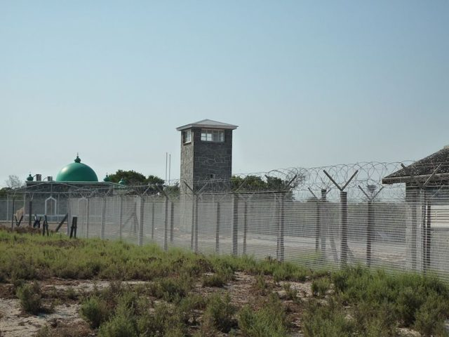 Part of the prison. Author:David Johnson –CC BY-SA 2.0