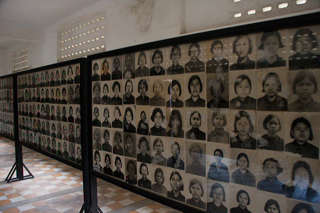 Photographs of some of the victims. Author:Christian Haugen –CC BY 2.0