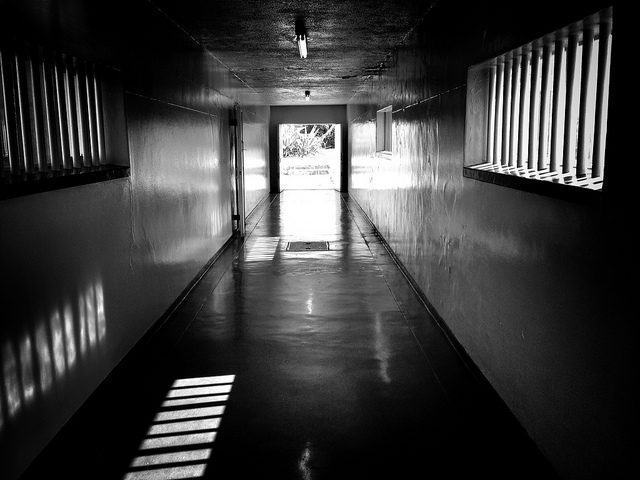 The interior of the prison. Author:Mads Bødker –CC BY 2.0