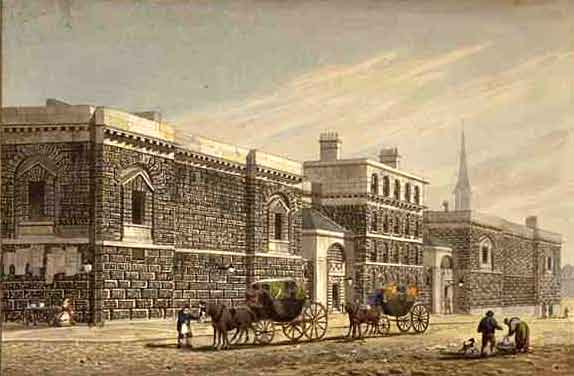 West View of Newgate.