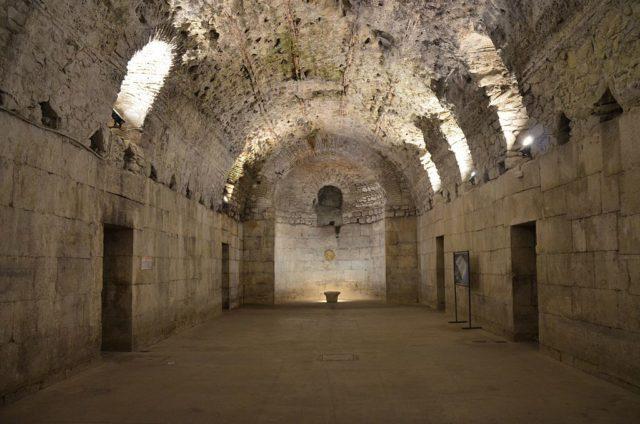 Diocletian's Palace, Split. Marcus Cyron CC BY-SA 3.0