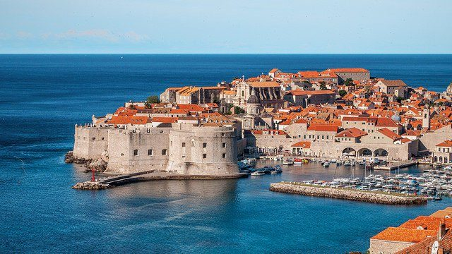 A beautiful view of Dubrovnik in Croatia, the former capital of the maritime Republic of Ragusa.CC BY-SA 3.0 Ivan Ivankovic