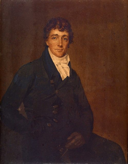 Francis Scott Key.