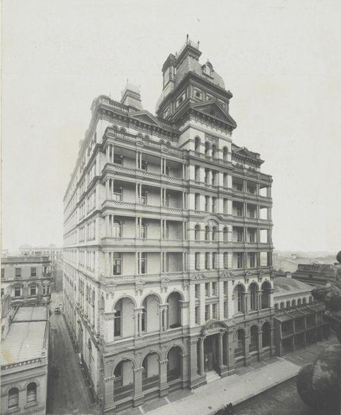 Hotel Australia.