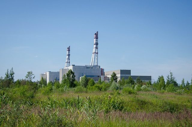 Photo of the Ignalina Nuclear Power Plant. Author:Vadik_01 –CC BY 3.0